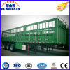 Muiti Function Stake Cargo Semi Trailer with Side Doors