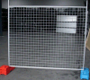 Powder Coated/Galvanized Temporary Fence
