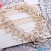 Gold Plated Long Chain Fashion Costume Accessories DIY Jewelry