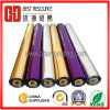 2014 Durable Shiney Laser Rainbow Hot Stamping Foil for Plastic