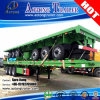 40ft 3 Axles Skeleton Chassis Utility/Cargo Flatbed/Platform Container Semi Trailer