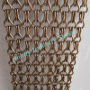 2014 Hot Selling Fashion Barss Colored Aluminum Chain Linked Curtain