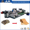 Plywood Veneer Lathe CNC Rotary Wood Peeling Machine