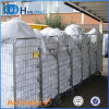 Galvanized Folded Roll Storage Mesh Container