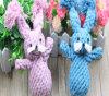 Pet Toys - Cotton Rope Rabbit 20cm 120g Dog Toy