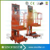 Aerial Pick up Cargo Truck Order Picker Lift Machine