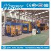 Qt8-15 Full Automatic Hydraulic Pressure Block Machine Plant in Sri Lanka