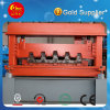 PLC Automatic Steel Decking Floor Panel Roll Forming Machine