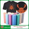 Qingyi Soft Sence Flock Heat Transfer Vinyl for Garment