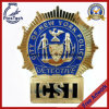 Csi Badge, 3D Badge City of New York Police Detective Badge