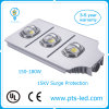 140lm/W 15kv IP65 150W LED Street Light