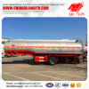 3 Axles 7000 UK Gallons Corrosive Chemical Tank Semi Trailer