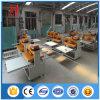 Semi-Automatic Double Position Heat Press Transfer Fabric Printing Machine