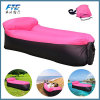 190t Polyester Portable Inflatable Sleeping Bag Lazy Bag