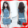 Jeans Woman, Fashion Clothing, Girl's Skirt (SD004)