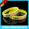 Custom One Direction Silicone Bracelets Rubber Wristband (TH-08967)
