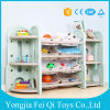 Children′s Toy Storage Rack, Kindergarten Children′s Cartoon Cabinet, Multifunctional Bookshelf, Plastic Cabinet