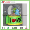 Polyresin Customized Refrigerator Magnet with Snowball for Souvenir Collection