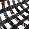 High Strength Biaxial Polyester Fibre Geogrid PVC Coated for Soil Reinforcement