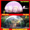 Clear Transparent White PVC Best Geodesic Fastup
