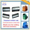 Titanium Carbide Rod Used for Impact Resistant Steel