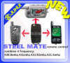 Remote Control for 4 Kinds Frequency Steel Mate
