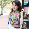 Digital Printed Silk Scarf (12-BR110303-24)