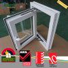 Vinyl PVC Hurricane Impact Triple Laminated Glass Casement Windows