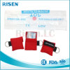 Logo Print Disposable CPR Face Shields for Emergency
