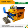 Moving Type Qtm6-25 Movable Concrete Block Machine