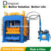Qty10-15 Brick Making Machine, Red Brick and Concrete Stone Machine, Road Block Making Machine Qt10-15 Dongyue