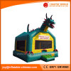 Dinosaur Amesement Park Trampoline Inflatable Jumping Bouncer for Sale (T1-108)