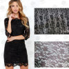 New Arrival Hot Lace Embroidery/Embroidry Fabric/White Cotton Embroidery