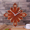 2017 Wood Clock Wood Wall Clock Creative Clock