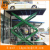 2 Tons 5m Hydraulic Scissor Car Lift (SJG2-5)