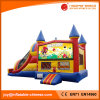 Inflatable Toy Bouncy Jumping Castle with Slide for Kids (T3-213)