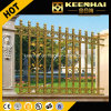 Decorative Fencing Panels Powder Coated Aluminum Security Fence