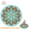 Mandala Round Yoga Mat for Meditation Mat