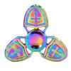 Spinner Toy Metal Fidget Spinner Rainbow Colourful Hand Spinner