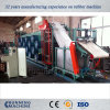 """Rubber Sheet Cooling Machine with """"Batch-off"""" Type"""