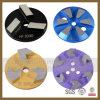 New Design Velcro Diamond Cup Grinding Wheel for Terrazzo Grinding
