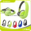 New Comfortable Wearing DJ Blue Headphone