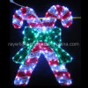 LED Candy Cane Christmas Ornament Festival Decoration