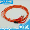 Patchcord St to MTRJ 2.0mm Duplex Multimode Orange