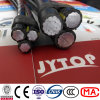 Overhead Line Conductor Aerial Twisted Aluminum ABC Cable
