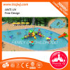 Water Park Spray Pond Playground Equipment