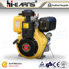 Diesel Engine with Spline Shaft Yellow Color (HR192FB)