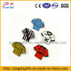 2017 Promotional Custom Metal Jersey Lapel Pin Badge