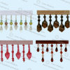 2017 Colorful Curtain Beaded Tassel Fringe 006