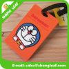 Custom Printing and 3D Logo Rubber Luggage Tag (SLF-LT076)